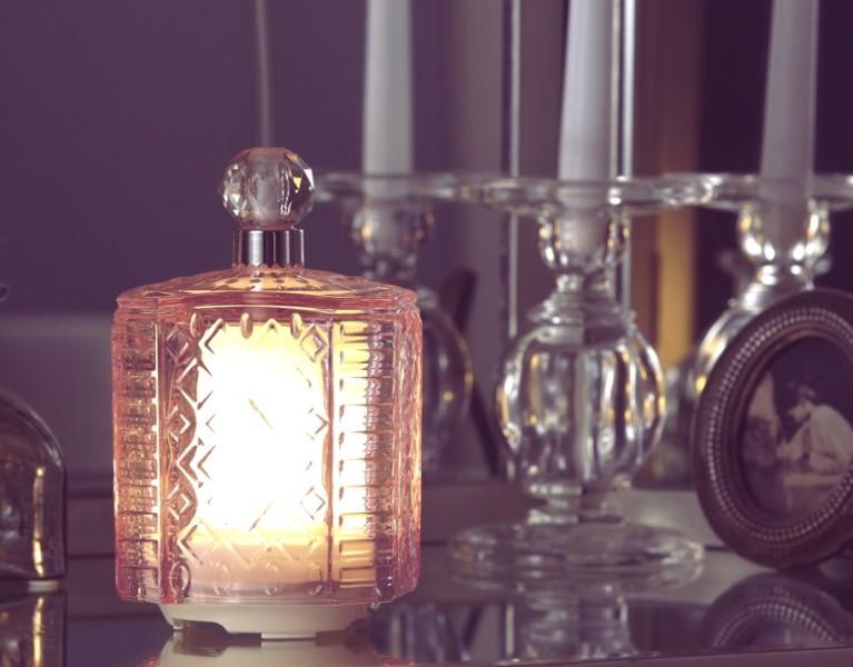 aromaterapia lampa