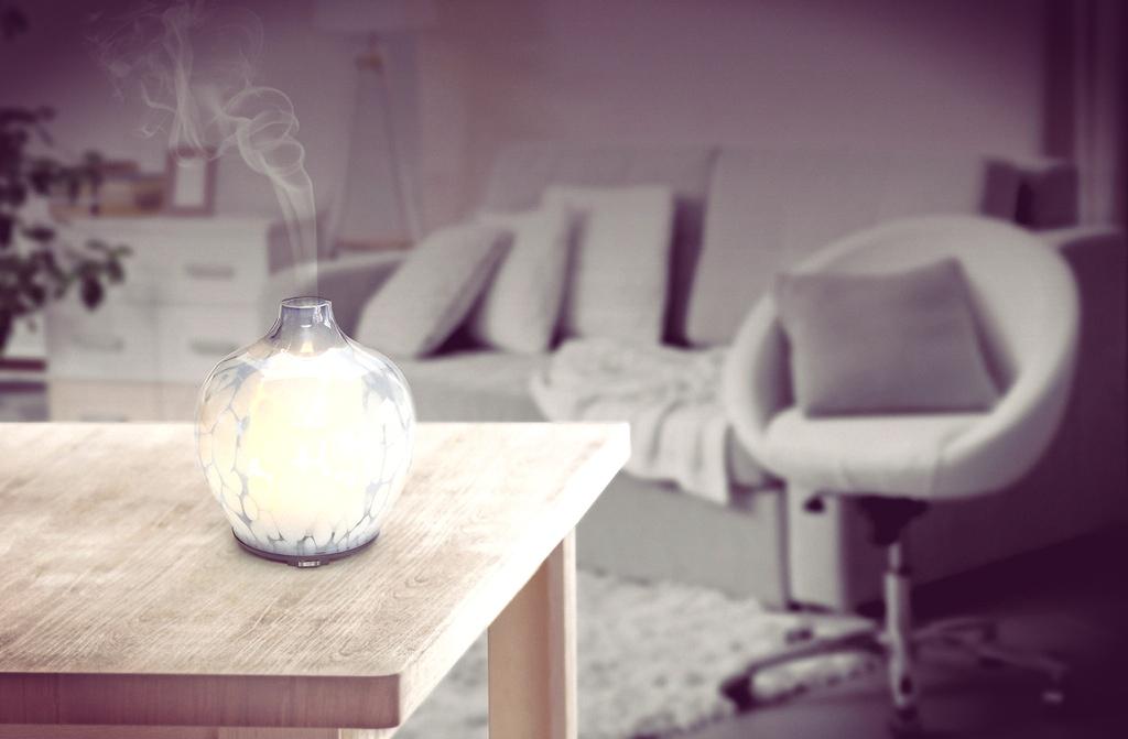 lampa aromaterapia
